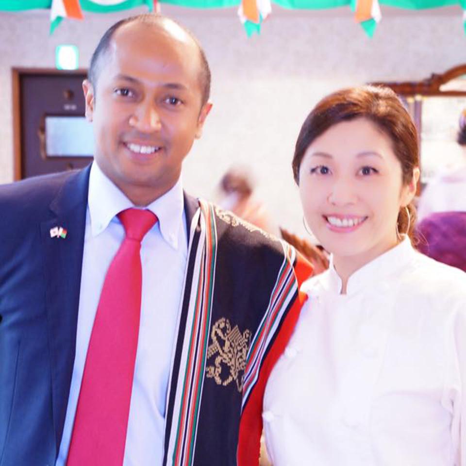 マダガスカル大使館 バニライベント